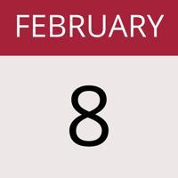 feb 8